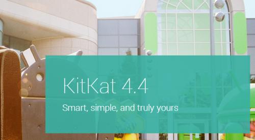 【Nexus7(2012,2013)とNexus10でAndroid4.4 KitKatのアップデートが開始】