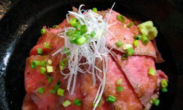 【お持ち帰りもできるよ】東京都北区 東十条で話題の熟成肉が食べられる「風鈴堂」へ行こう!大人気のローストビーフ丼、ビフテキ丼が最高においしいです!