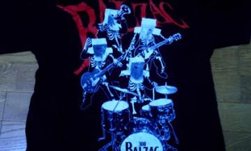 【デザインかっこいいTシャツ】インパクト大すぎる!BALZAC(バルザック)Tシャツはほんとかっこいいとしか言えないです
