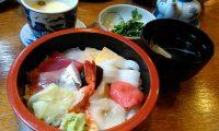 【茶碗蒸しも付いてくるよ】東京都北区 東十条でお寿司ランチをするなら竹鮨(たけずし)のランチサービスがあるよ