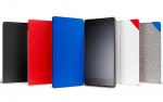 【カラーバリエーションも多い】新型Nexus(ネクサス)7のケースがGoogle Play Storeで発売されるようです
