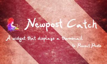 【ショートコード利用時にカスタムフィールドのキーの値を指定できるようにしました】WordPressプラグイン「Newpost Catch」バージョンアップしました